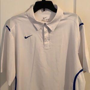Nike Dri Fit Polo Large